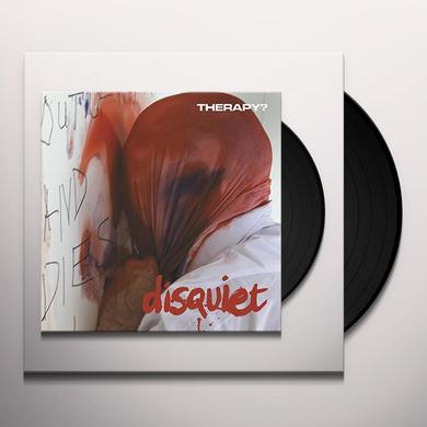 Therapy DISQUIET Vinyl Record