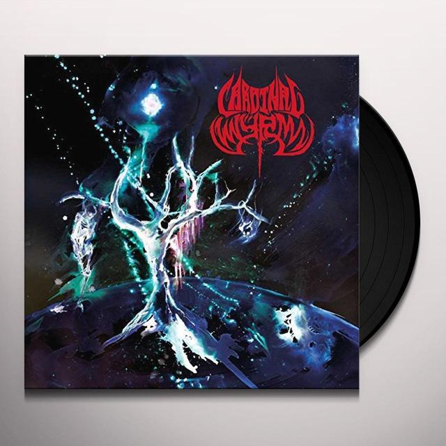 CARDINAL WYRM BLACK HOLE GODS Vinyl Record - UK Import