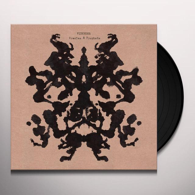 Vidunder ORACLES & PROPHETS Vinyl Record - UK Import
