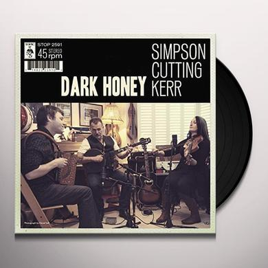 SIMPSON CUTTING KERR DARK HONEY Vinyl Record - UK Release