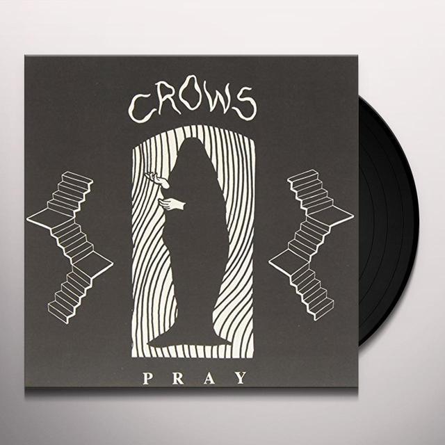 Crows PRAY Vinyl Record - UK Release