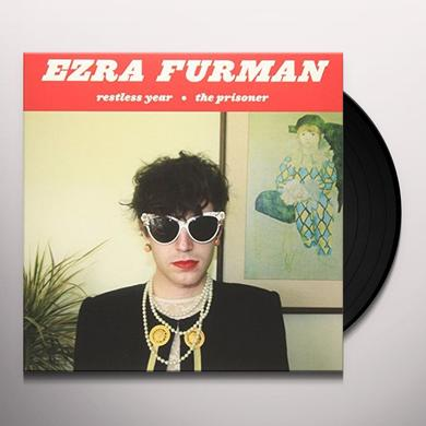 Ezra Furman RESTLESS YEAR Vinyl Record - UK Release