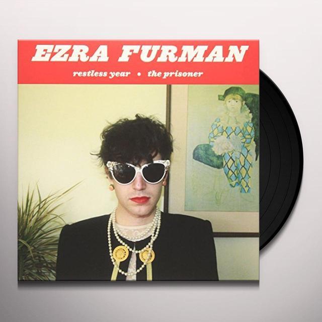 Ezra Furman RESTLESS YEAR Vinyl Record - UK Import