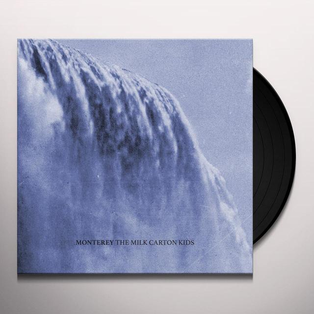 Milk Carton Kids MONTEREY Vinyl Record - Digital Download Included