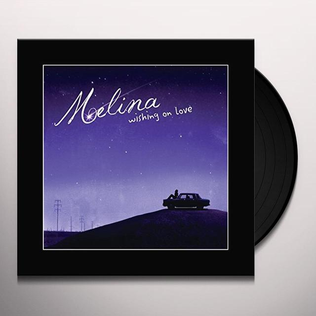 Melina WISHING ON LOVE Vinyl Record