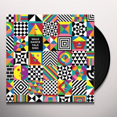 Crazy P WALK DANCE TALK SING Vinyl Record