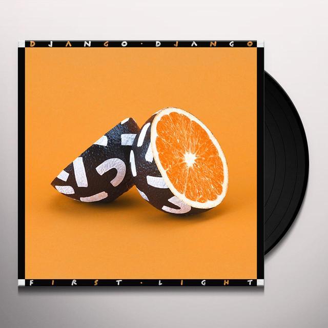 Django Django FIRST LIGHT Vinyl Record