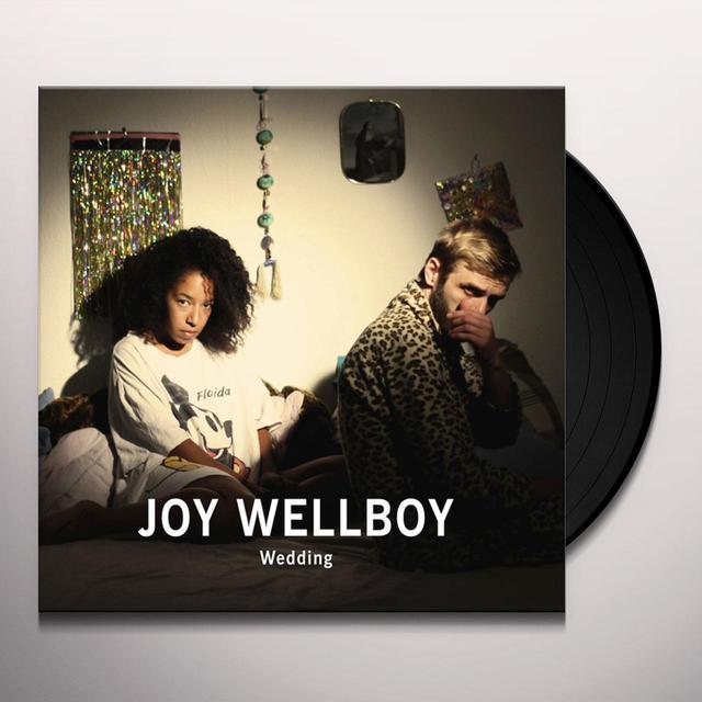 Joy Wellboy WEDDING Vinyl Record - w/CD