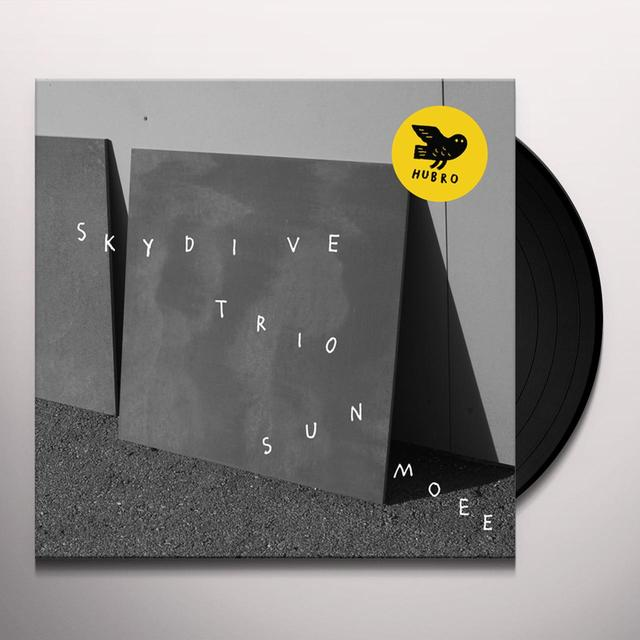 SKYDIVE TRIO SUN MOEE Vinyl Record - w/CD
