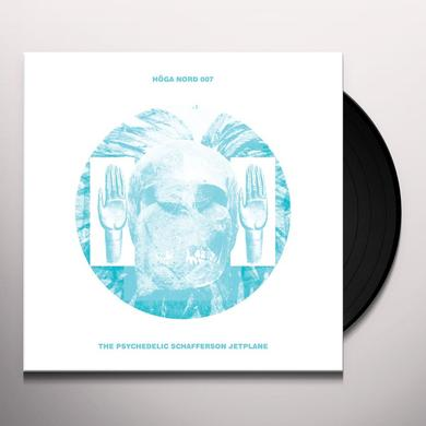 PSYCHEDELIC SCHAFFERSON JETPLANE MEMBRILLO'S RIDE / RUGBY Vinyl Record