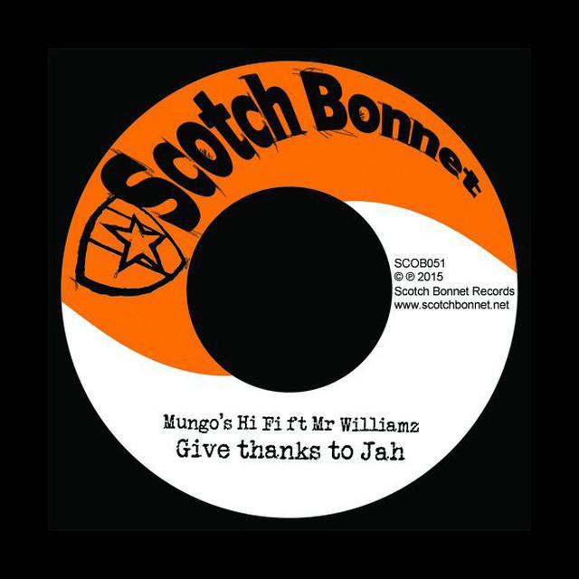 MUNGO'S HI-FI GIVE THANKS TO JAH Vinyl Record