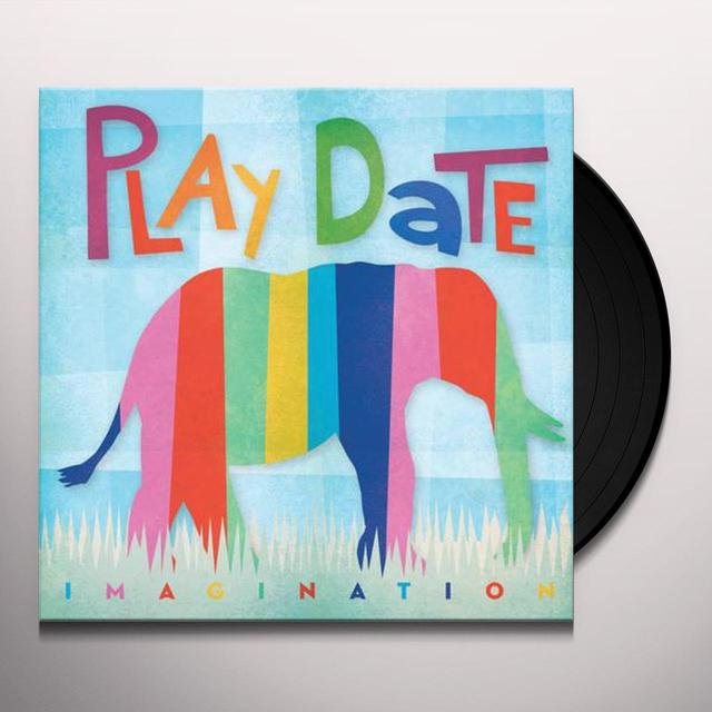 PLAYDATE IMAGINATION Vinyl Record