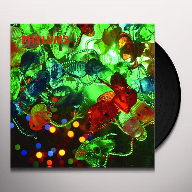 PHYLUMS PHYLUM PHYLOID Vinyl Record