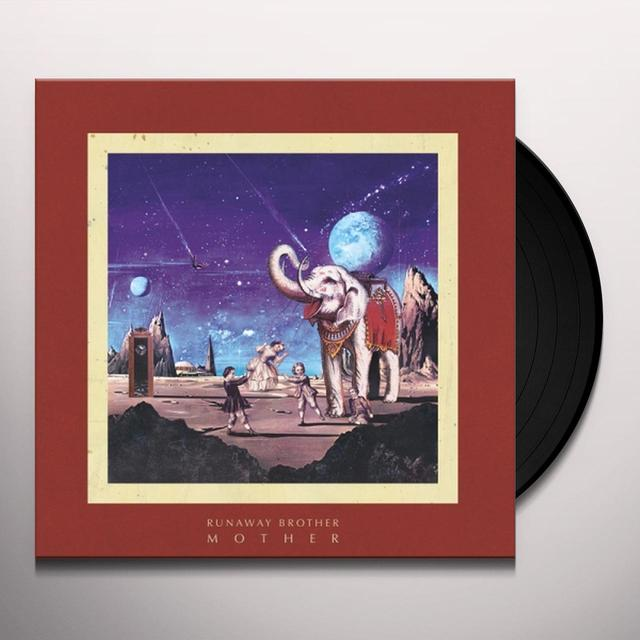 RUNAWAY BROTHER MOTHER Vinyl Record - Digital Download Included