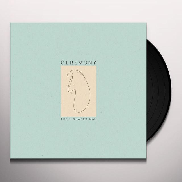 Ceremony L-SHAPED MAN (SEAFOAM VINYL) Vinyl Record - Digital Download Included