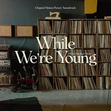 WHILE WE'RE YOUNG (ORIGINAL SOUNDTRACK ALBUM) Vinyl Record