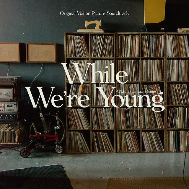 WHILE WE'RE YOUNG (ORIGINAL SOUNDTRACK ALBUM) Vinyl Record