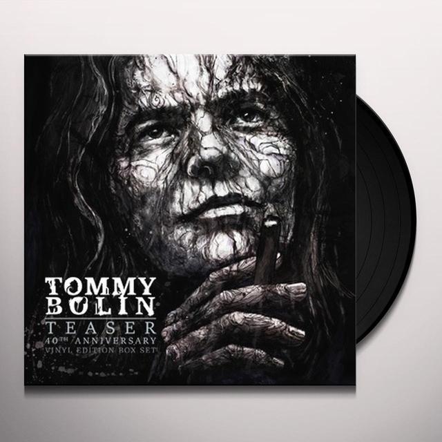 Tommy Bolin TEASER: 40TH ANNIVERSARY VINYL EDITION Vinyl Record - w/CD