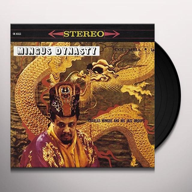 Charles Mingus MINGUS DYNASTY Vinyl Record - 180 Gram Pressing
