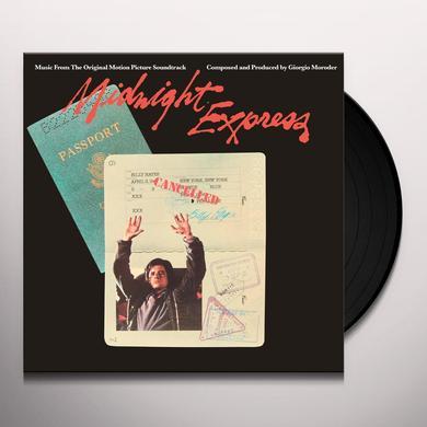 Giorgio Moroder MIDNIGHT EXPRESS / O.S.T. Vinyl Record