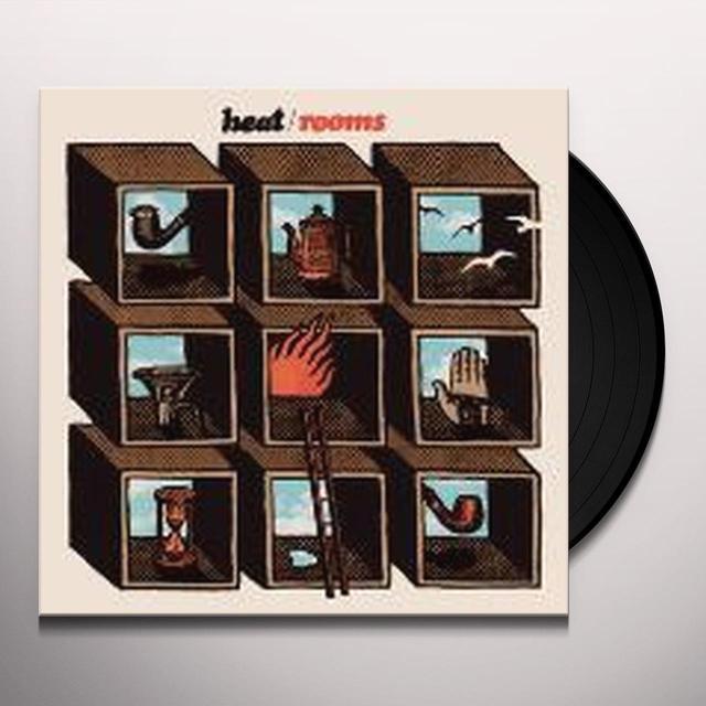 Heat ROOMS Vinyl Record