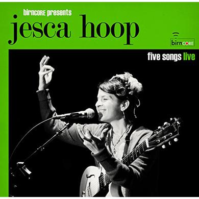 BIRNCORE PRESENTS: JESCA HOOP - 5 SONGS LIVE Vinyl Record