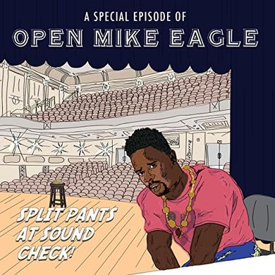 Open Mike Eagle SPECIAL EPISODE OF Vinyl Record