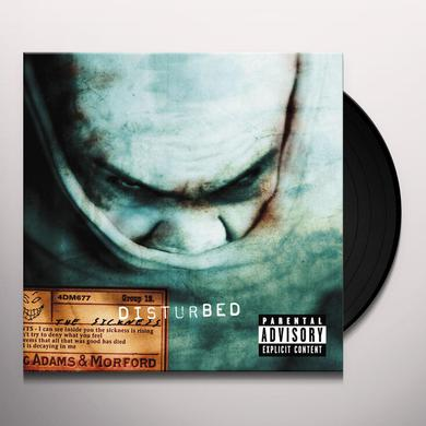 Disturbed SICKNESS Vinyl Record