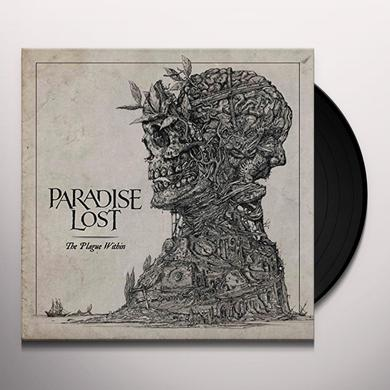 Paradise Lost PLAGUE WITHIN Vinyl Record