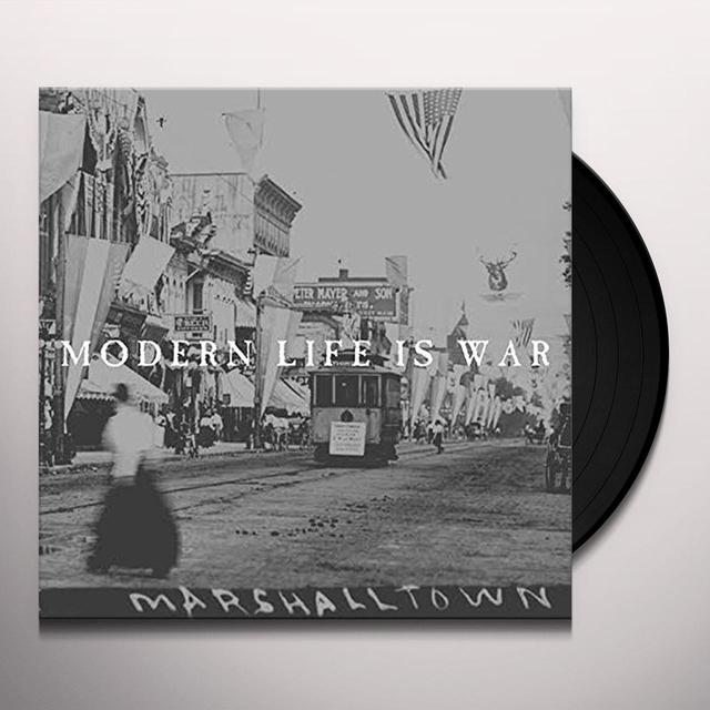 Modern Life Is War WITNESS Vinyl Record