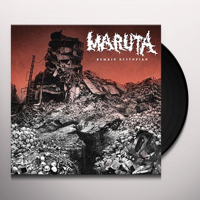 Maruta REMAIN DYSTOPIAN Vinyl Record
