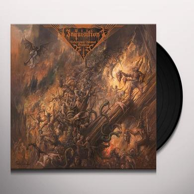 Inquisition NEFARIOUS DISMAL ORATIONS Vinyl Record