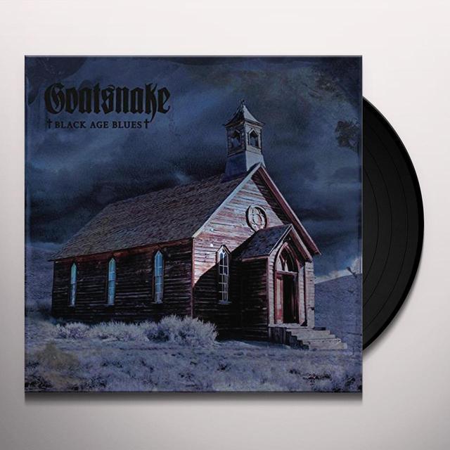 Goatsnake BLACK AGE BLUES Vinyl Record