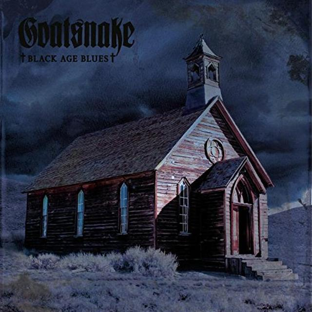 Goatsnake BLACK AGE BLUES Vinyl Record
