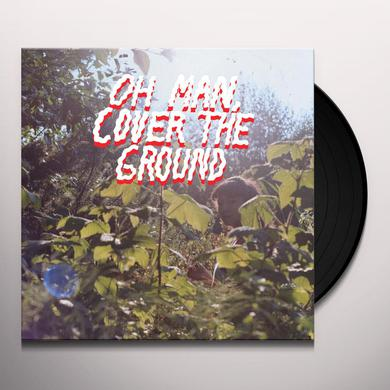 Shana Cleveland & The Sandcastles OH MAN COVER THE GROUND Vinyl Record