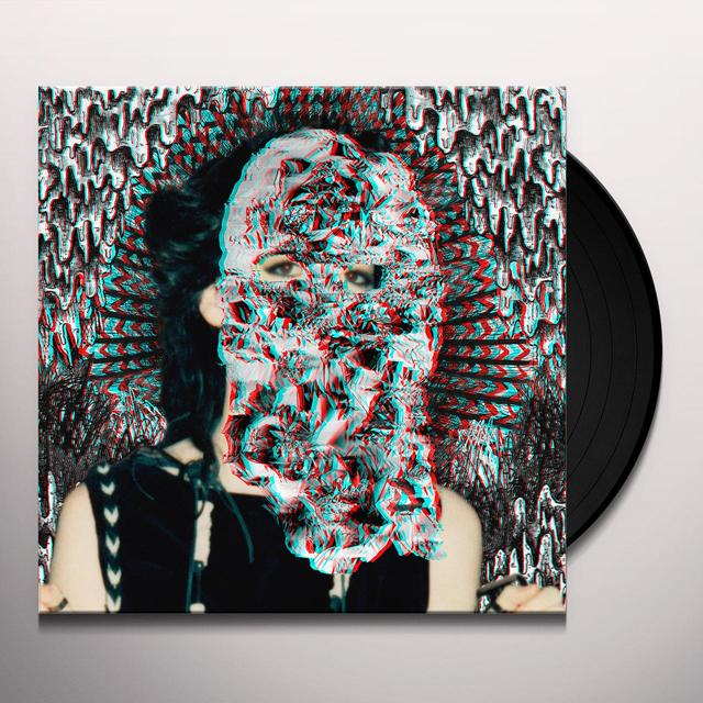 Icky Blossoms MASK Vinyl Record - Digital Download Included