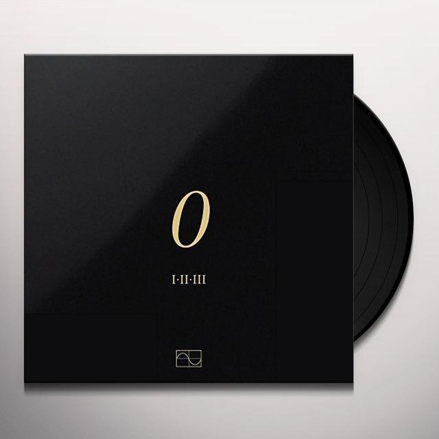Girls Names ZERO TRIPTYCH Vinyl Record - UK Import