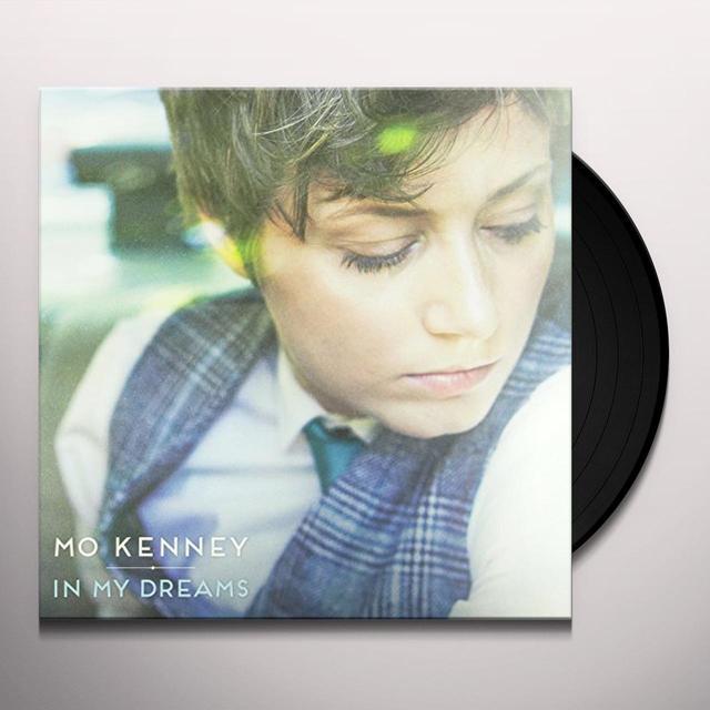 King Kenny Mo IN MY DREAMS Vinyl Record - Canada Import
