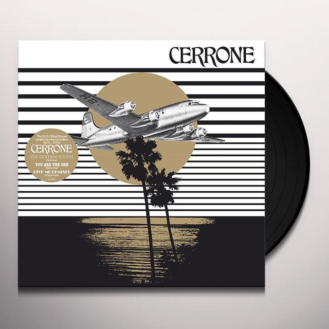 CERRONE 4 7 REMIXES Vinyl Record - UK Release