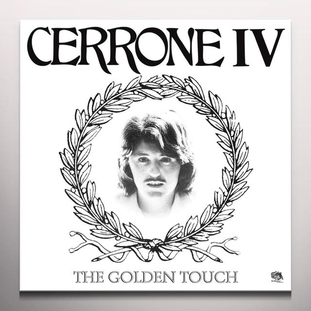 GOLDEN TOUCH-CERRONE 4 Vinyl Record - UK Release