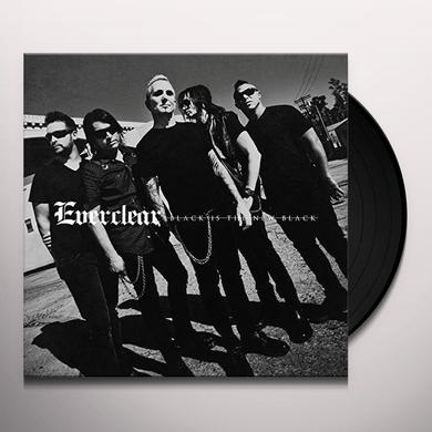 Everclear BLACK IS THE NEW BLACK Vinyl Record