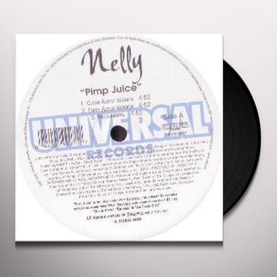 Nelly PIMP JUICE Vinyl Record - Canada Import