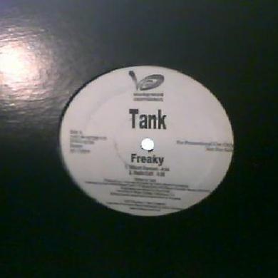 Tank LET ME LIVE Vinyl Record