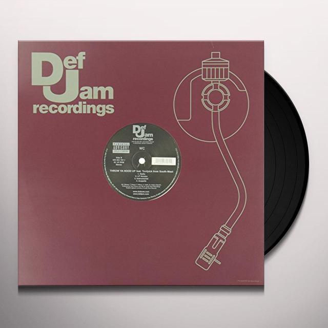 WC FLIRT Vinyl Record - Canada Import