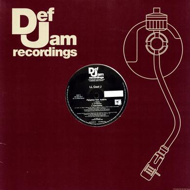 Ll Cool J PARADISE Vinyl Record