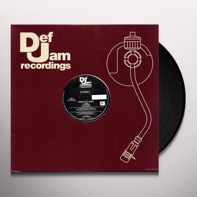 Ll Cool J PARADISE Vinyl Record - Canada Import