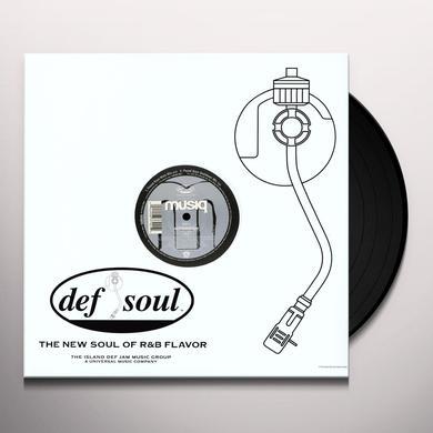 Musiq DONTCHANGE Vinyl Record - Canada Import