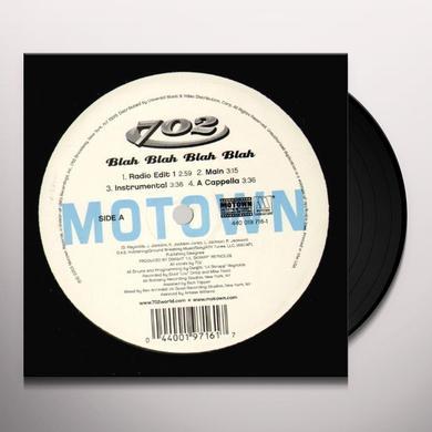 702 BLAH BLAH BLAH Vinyl Record