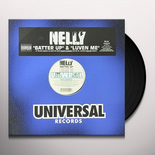 Nelly BATTER UP Vinyl Record