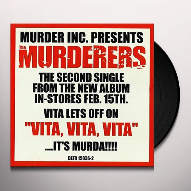 Murderers VITA VITA VITA Vinyl Record